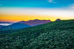 DSC_2394-1 (Mr. BC.) Tags: nature landscape pico paraná mountain sun clouds peak sunset