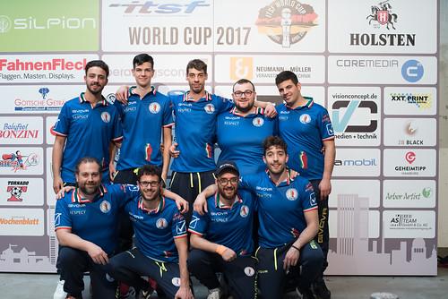 Team Italy Men D2