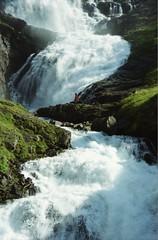 Kjosfossen (Stabbur's Master) Tags: norway norge norwegianwaterfall norskfoss flåmrailway waterfall kjosfossen huldra