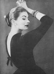 Colebrook 1956 (barbiescanner) Tags: vintage retro fashion vintagefashion 50s 50sfashion vogue vintagevogue vintageads colebrook suzyparker