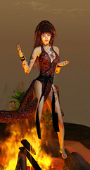 TerraMerhyem_2016_FIRE ! 22 (TerraMerhyem) Tags: sorcière magie shaman chamane chamanisme shamanism feu fire bruler burning terramerhyem merhyem sorciere witch magic femme woman belle beauté beauty flammes ritual rituel chamanique shamanic