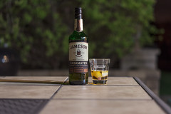 Leading Lines (Jonathan Salmi) Tags: jameson whiskey irish caskmates stout drink alcohol ice cocktail booze bar evening night dark outdoors dogwood2017 dogwoodweek16