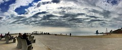 """Anfiteatro marino"" (atempviatja) Tags: playa mar asientos plaza descansar marino anfiteatro"