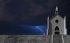 lighting up the center of the world (Donald Palansky Photography) Tags: donaldpalansky church lightning storm fineartphotography sonyslta99v weather building art sony photography awesomephotography centeroftheworld officialcenteroftheworld felicitycalifornia