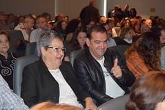 Txabi Ferrero y su madre. (almeriainformacion) Tags: cine documental la fosa borrada del sur memoria histórica almería museo de