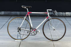 Betriebsradsportgruppengarage (sebshow) Tags: betriebsradsportgruppengarage colnago master piu rennrad campagnolo dura ace bicycle