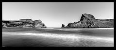 Castle Rock - Deliverance Cove (nig gyl) Tags: lighthouse castlepoint wairarapacoast newzealand northisland castlerock sonyilce7rm2 sonya7rii monochrome mono ndfilter 16stopnd longexposure highkeyblackandwhite zeiss zeissbatis2818 zeissbatis1828 batis