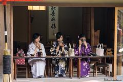 Tea time (Patrick Nosbaum) Tags: sony sel1670z a6000 variotessarte41670 teaceremony tea temple kodaiji kyoto japan