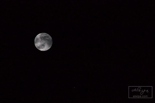 "Moon and Jupiter • <a style=""font-size:0.8em;"" href=""http://www.flickr.com/photos/104879414@N07/33596851290/"" target=""_blank"">View on Flickr</a>"
