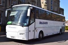 W8OVA  (SV08AWY)  McLeans (Ace Travel), Airdrie (highlandreiver) Tags: w8ova w8 ova sv08awy sv08 awy 7mcb 7 mcb mcleans ace travel airdrie bova futura bus coach maynes coaches buckie weardale stanhope co durham carlisle cumbria