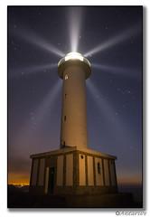 Faro de Lastres  (only RAW) (Antarive) Tags: asturias faro lastres cielo lightpainting