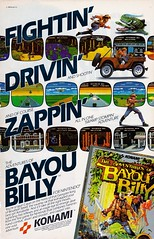 Adventures of Bayou Billy (justinporterstephens) Tags: videogames retrogames retrogaming vintageads nintendo nes