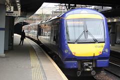 170419 stands at Haymarket (trainferrystuff) Tags: haymarket scotrail 170419 class170 1r26 train railway scotland