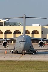 ZZ177 LMML 29-03-2017 (Burmarrad) Tags: airline united kingdom royal air force raf aircraft boeing c17a globemaster iii registration zz177 cn f245uk7 lmml 29032017