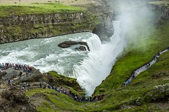 Gullfoss (Einar Schioth) Tags: gullfoss water waterfall river rocks summer day canon coast cliff canyon nationalgeographic ngc nature landscape lake photo picture outdoor iceland ísland einarschioth