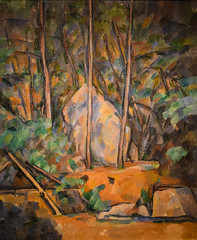 Paul Cezanne - Cistern in the Park of Chateau Noir, 1900 at Princeton Art Museum Princeton NJ (mbell1975) Tags: princeton newjersey unitedstates us paul cezanne cistern park chateau noir 1900 art museum nj museo musée musee muzeum museu musum müze finearts fine arts gallery gallerie beauxarts beaux galleria painting new jersey french impression impressionist impressionism landscape paysage