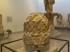 """Delphi, The """"Omphalos"""" (egisto.sani) Tags: """"hellenistic period"""" omphalos phocis focide delphi delfi """"archaeological museum"""" """"museo archeologico"""""""