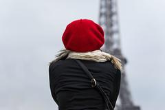 Je voudrais ... (s@brina) Tags: thoughts dreams young future peace paris beret