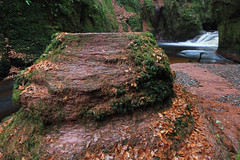 The Devil's Pulpit, Finnich Glen (Gordon.A) Tags: scotland stirlingshire killearn finnichglen carnockburn devilspulpit waterfall water nature outdoors scottish river burn glen gorge canon longexposurephotography