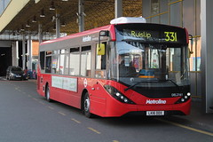Dayglow 331 (jenkinsbuses) Tags: lk16ddx del2161 331