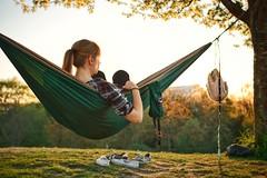 Hammock Season! (simondownunder) Tags: summer sigma30 sun sunset hammock chill relax spring 70d snapseed ultimatehammock availablelight