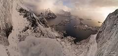 In between mountains and clouds, #Reine, #Lofoten, #Norway © Joel Santos Join one of 2017 Photo Tours — http://ift.tt/2o9KSjx (Joel Santos - Photography) Tags: in between mountains clouds reine lofoten norway © joel santos join one 2017 photo tours — joelsantosnetphototripstours