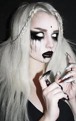 Scary Halloween Makeup , #makeup , FB: http://ift.tt/2p7aIck (ineedhalloweenideas) Tags: scary halloween makeup costume happy h