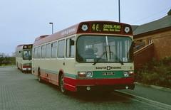 6. RFM 882M: South Riding, Sheffield (chucklebuster) Tags: rfm882m south riding tanport leyland national halton transport crosville