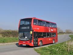 Loggans Tinner (jep2510) Tags: uk england cornwall public transport bus buses red rural