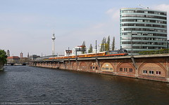 182 517 / 10.04.17 (Schumny) Tags: 182 242 517 017 es64u2 taurus siemens eurosprinter berlin jannowitzbrücken jannowitzbrücke locomore hectorrail bahn eisenbahn train trains