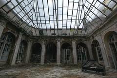 IMG_4598_599_600_601_602_603_tonemapped (Městský průzkum) Tags: urbex palace polska poland abandoned