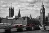 London love (Yannis Raf) Tags: canon canoneos70d canoneos ef24105mmf4lisusm ef24105mmf4 london londonlove england elisabethtower redbus red selectivecolour