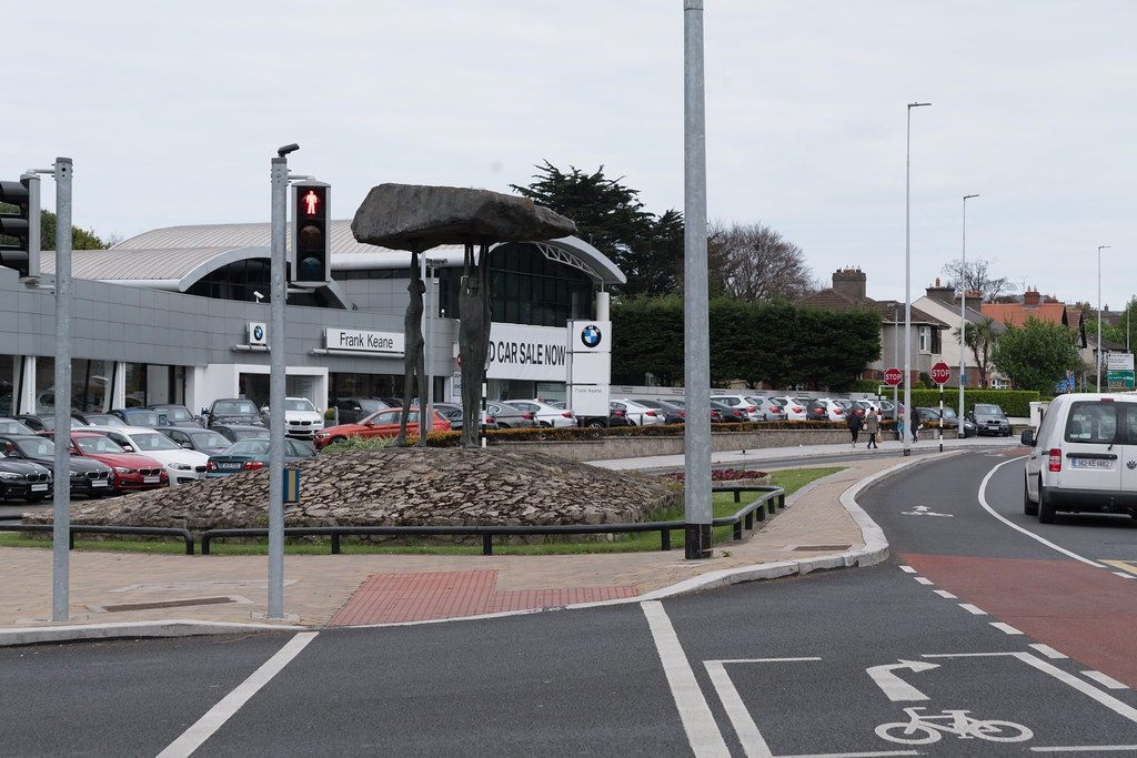 BLACKROCK DOLMEN BY ROWAN GILLESPIE [TEMPLE ROAD BLACKROCK]-126886