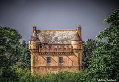 Udny Castle (FotoFling Scotland) Tags: aberdeenshire castle udny fotoflingscotland