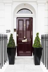 The Bump Class (Number Johnny 5) Tags: number tamron d750 nikon 29 holiday royal plant 2017 london kensignton minimal 2470mm sign borough door april art contemporary