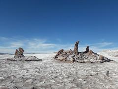 Las tres Marías y el dinosaurio (Wen Rou) Tags: elloa sanpedrodeatacama lastresmarías valledelaluna
