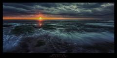 Bilgola Stormy Sunrise (Dave Whiteman - AU) Tags: bilgola bilgolabeach northernbeaches peninsula seascape sunrise