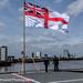 Sailors on HMS Ocean