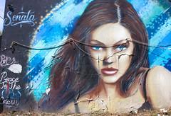 rewired (Karol Franks) Tags: visualsonata spraypaint grafitti city melrose losangeles ca socal california street mural artist