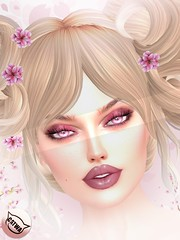 !IT! - Spring Fling Eyeshadows Ad (IT! (Indulge Temptation!)) Tags: itindulgetemptation indulgetemptation it ikon secondlife exclusive event lostfound catwa glamaffair truthhair bento maitreya appliers