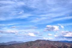 Spacious Sky (esywlkr) Tags: landscape brp blueridgeparkway nc wnc northcarolina sky clouds mountains
