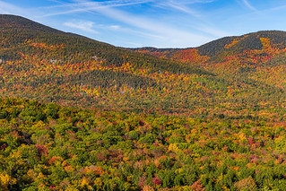 Autumn from Cathedral Ledge