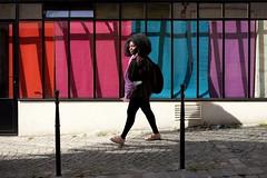 Multicolor 76-2017 ( serie walkers ) (Kairos !) Tags: walker walkers walk walking urban city street streetwalk streetview streetphotography streetphotographer fujifilm fujixt10