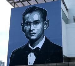 graffiti and streetart in bangkok (wojofoto) Tags: graffiti streetart bangkok thailand wojofoto wolfgangjosten king