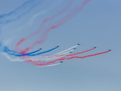 Patrouille de France-11 (4myrrh1) Tags: patrouilledefrance french aerobatic flying flight flightdemonstrationsquadron flightdemonstrationteam military maxwell afb al alabama 2017 aircraft airplane aviation airshow airplanes airport airforce canon 6d ef70300l