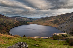 Lough Tay. (Tony Brierton) Tags: 23417 cowicklow evening guinnesslake loughtay lugala countywicklow ireland