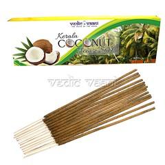 Coconut Fragrance Incense Sticks | VedicVaani.com (vedicvaani.com) Tags: online sticks incense suppliers agarbatti india store fragrance coconut aroma masala exporters