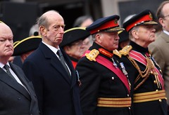 "HRH The Duke of Kent KG Grand Master United Grand Lodge of England attending the Freemasons VC Memorial Unveiling Event. The 64 Freemasons awarded the Victoria Cross (VC) during The Great War (WW1) were honoured with special commemorative stones bearing t • <a style=""font-size:0.8em;"" href=""http://www.flickr.com/photos/60049943@N02/34262843996/"" target=""_blank"">View on Flickr</a>"