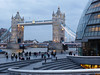 Tower Bridge (jane_sanders) Tags: london towerbridge bridge cityhall thescoop scoop morelondon riverthames river thames onecanadasquare canarywharf stkatharinedocks thetower guoman hotel