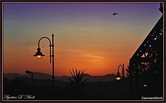 Alle prime luci dell'alba - Aprile-2017 (agostinodascoli) Tags: alba cianciana sicilia agostinodascoli paesaggi landscape nature texture cielo nikonclubit